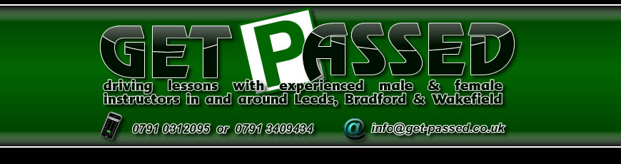 Get Passed Driving School is a Leeds based driving school offering high quality driving lessons